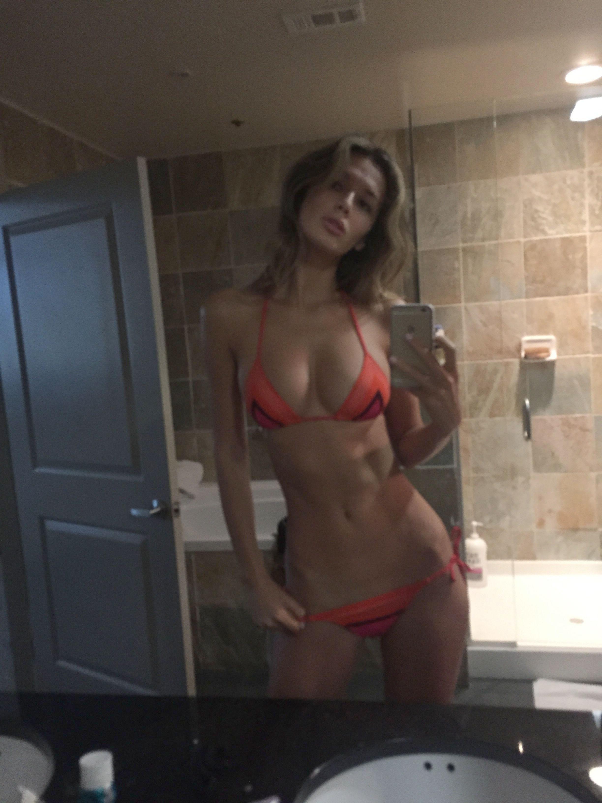 Victoria's Secret model Tika Camaj The Fappening Leaked Nude
