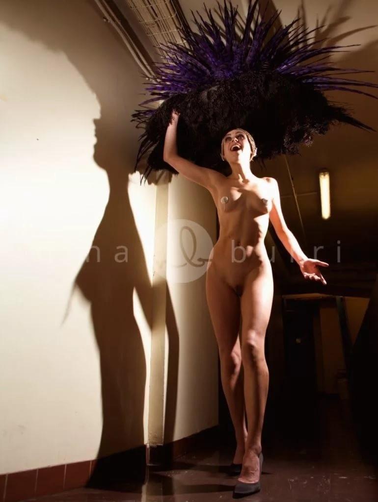 Topless Nina Burri nude photos 2019
