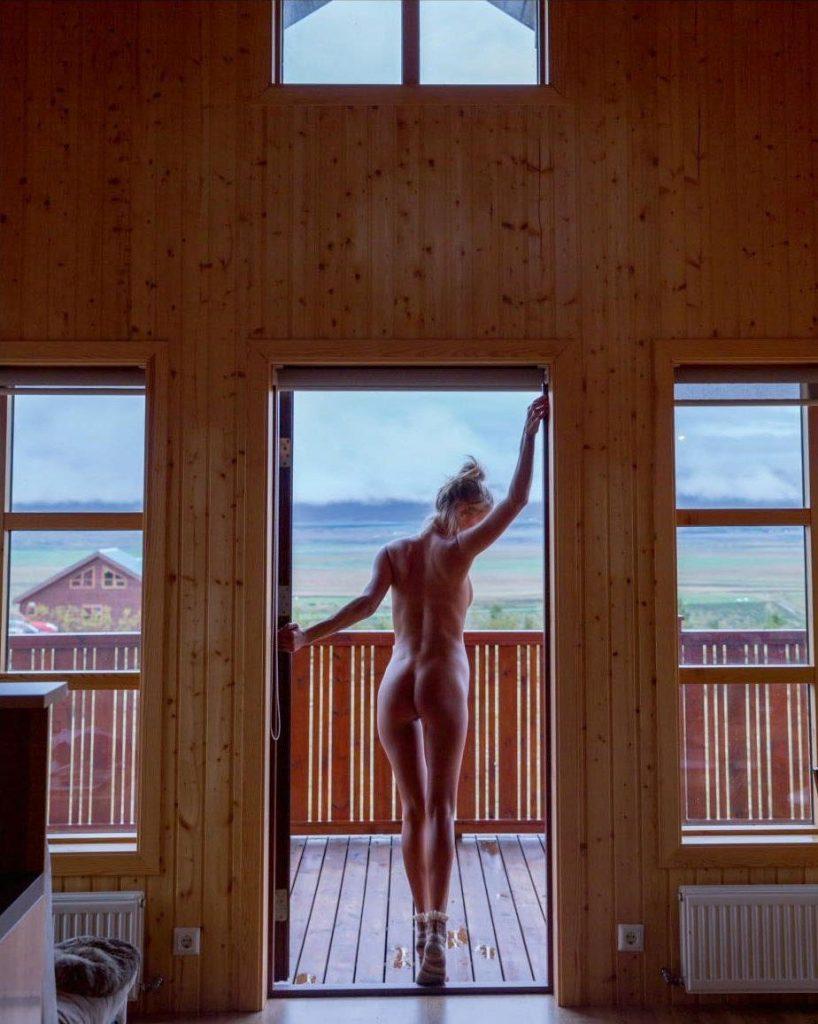 Former Miss Kentucky Allie Leggett Nude in Iceland for Playboy (10 Photos)