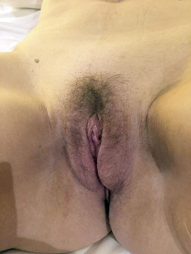BBC Carol Kirkwood naked pussy closeup