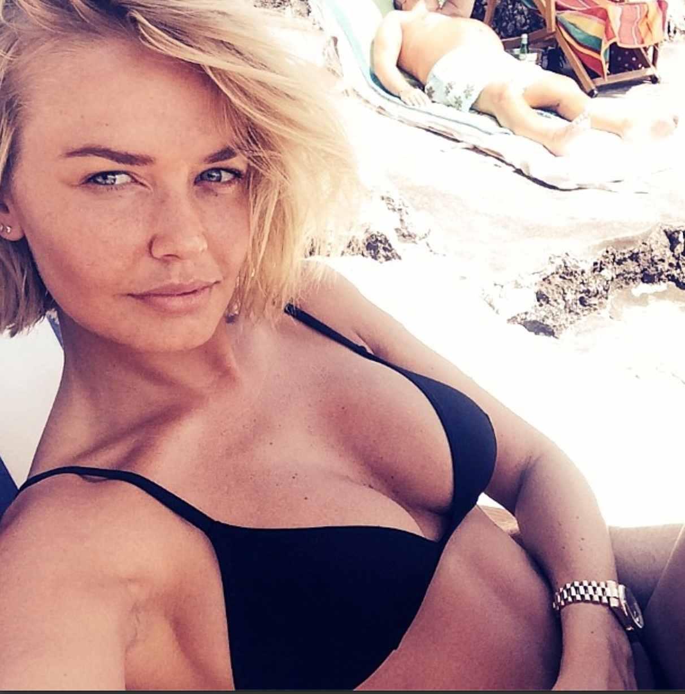 Lara Bingle Leaked Frontal Nudes