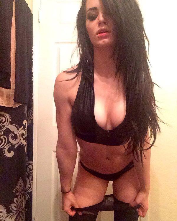 Paige WWE Leaked nude