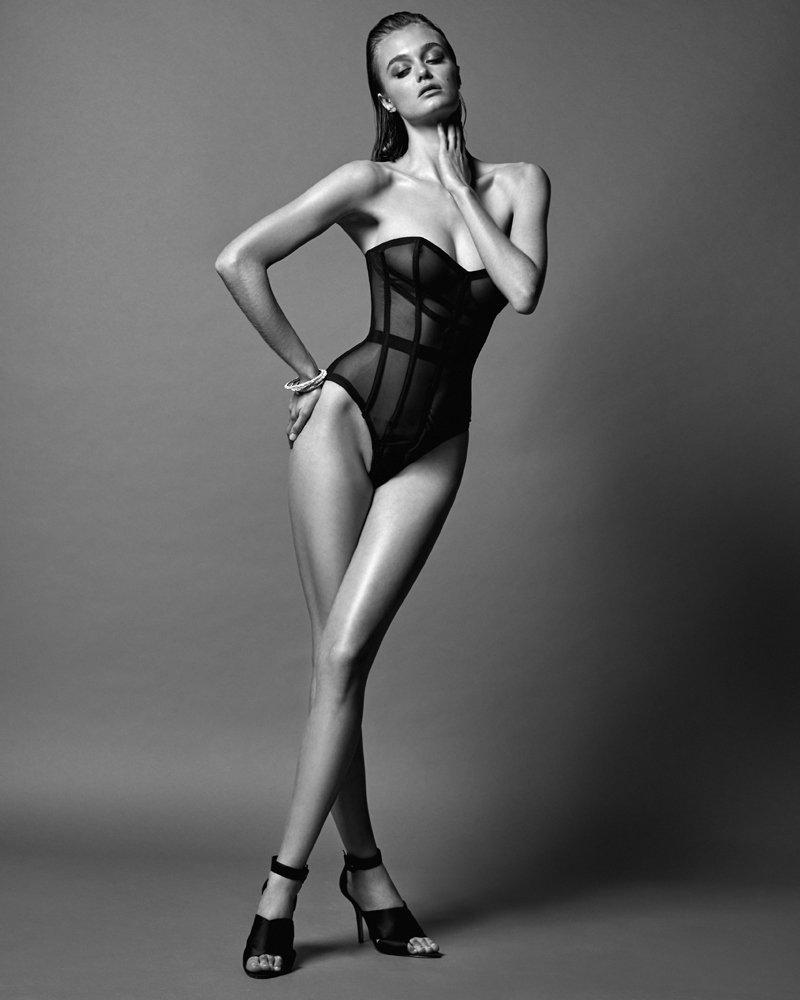Signe Rasmussen Nude Photoshoot