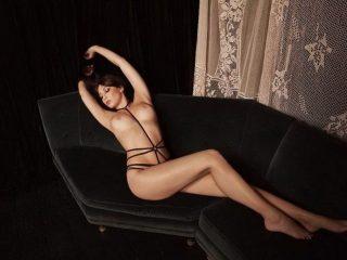Nude and Lingerie Photo Shoot: Solveig Mork Hansen, Daisy Lowe, Tali Lennox
