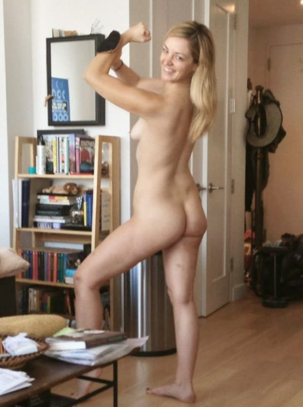 Saturday Night Live ex cast member Abby Elliot leaked nude