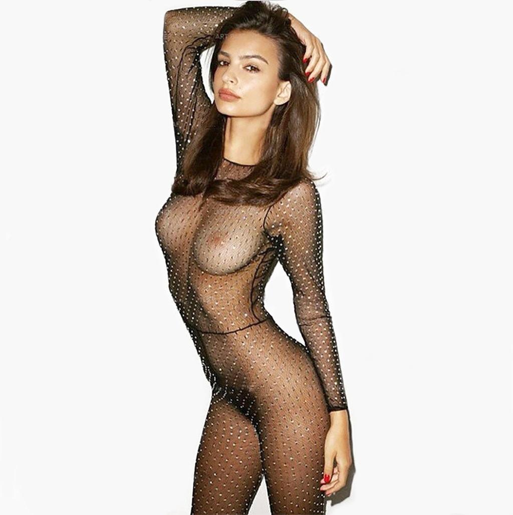 Emily Ratajkowski Leaked Nude The Fappening