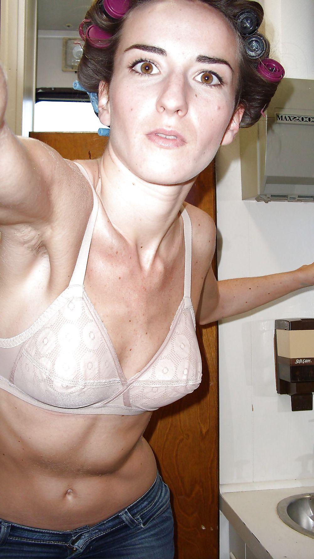 Fappening Salome Stevenin nue les photos volées