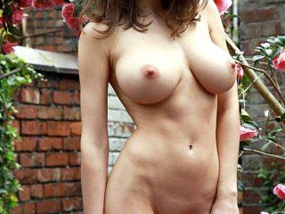 English Model Emily Agnes Nude Pussy Photos