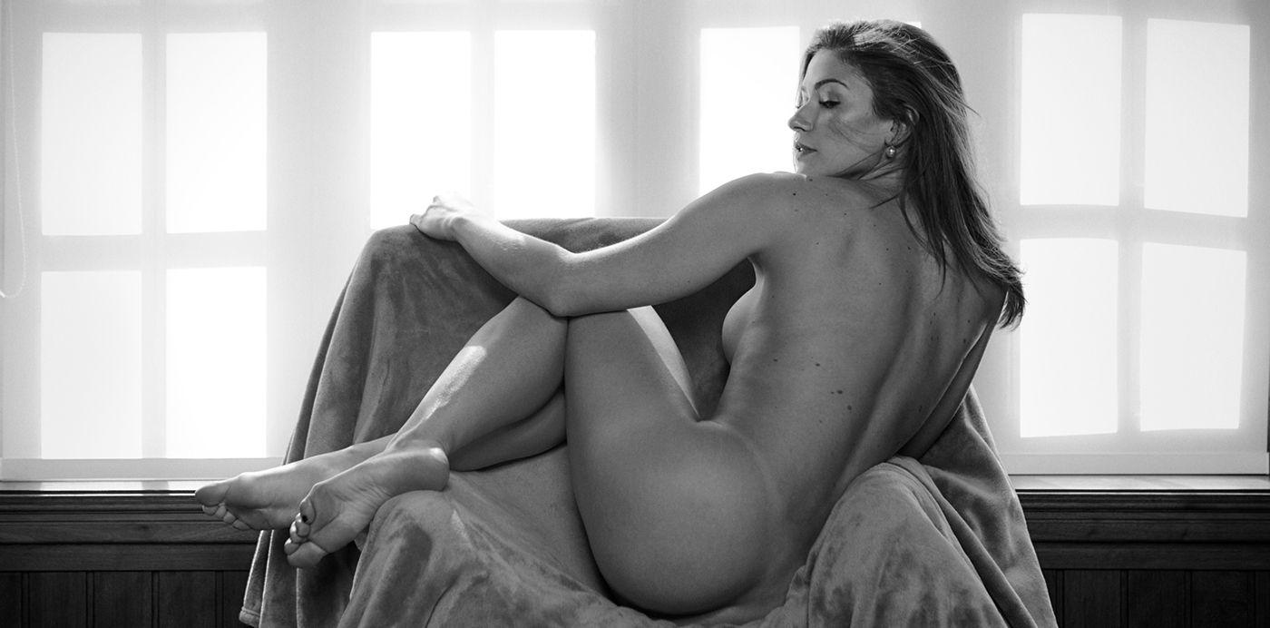 Renata Longaray nude for Playboy Brazil