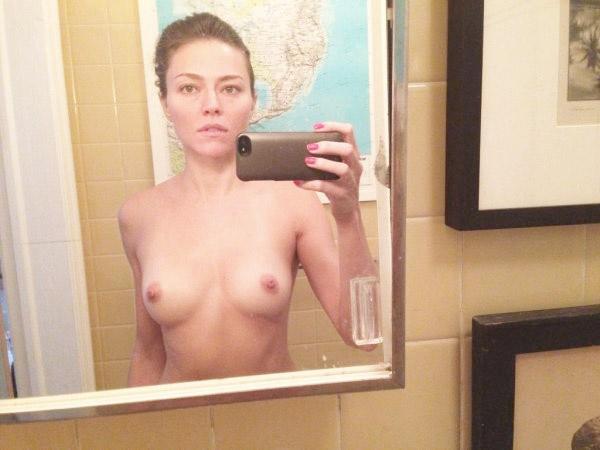 Trieste Kelly Dunn Leaked Fappening Nude and Masturbating Selfies